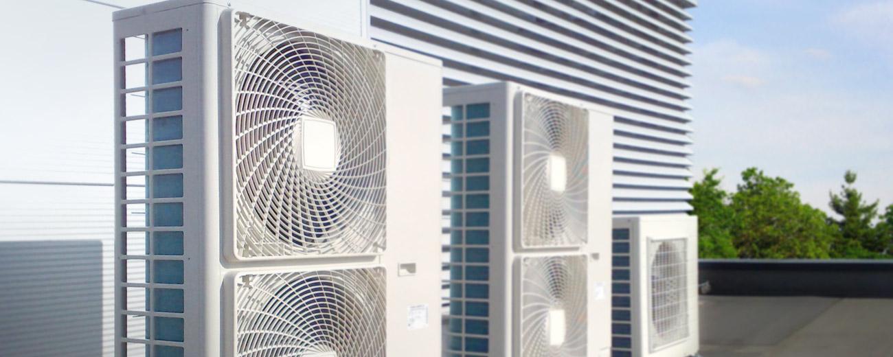 Impianto di climatizzazione canalizzato